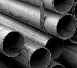 металлические трубы отопления
