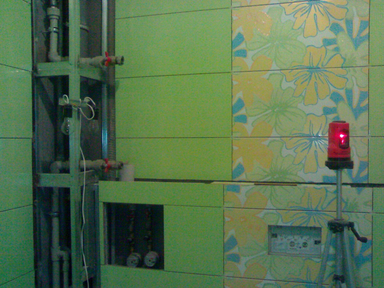 Как задекорировать стояк отопления: варианты для украшения 47