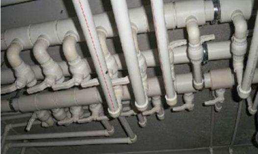 полипропиленовые армированные трубы для отопления