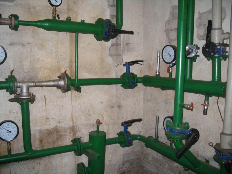 шум в трубах отопления