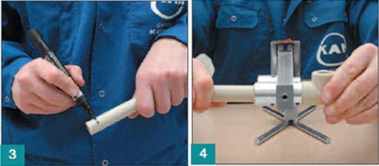 трубы для отопления полипропиленовые характеристики