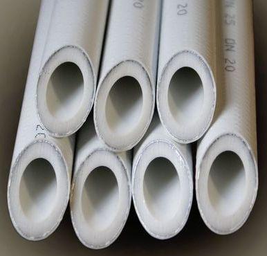 трубы полипропиленовые армированные для отопления