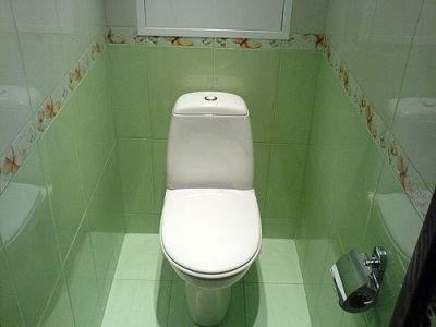 трубы в туалете чем закрыть
