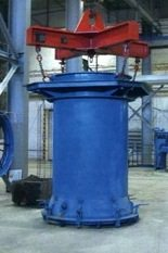 центрифуга для производства труб из бетона