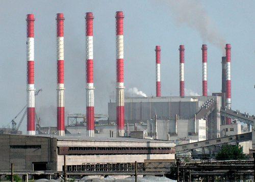 дымовые трубы промышленные
