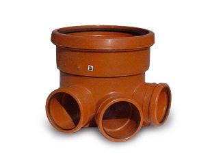 фитинги канализационных труб