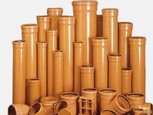гибкие канализационные трубы
