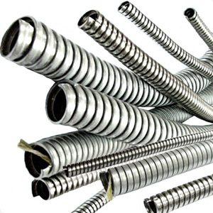 гибкие металлические трубы