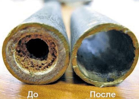 инструмент для прочистки труб