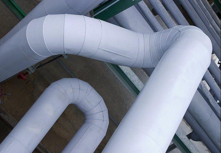 изоляция труб для отопления