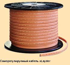 кабель для нагрева труб