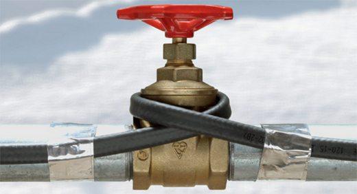 кабель нагревательный саморегулирующийся для труб