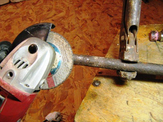 как нарезать резьбу на водопроводной трубе