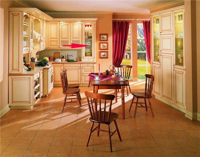 как спрятать газовые трубы на кухне