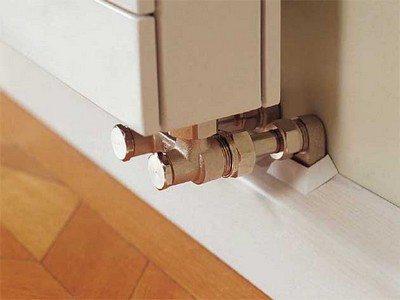 как закрыть трубу на кухне