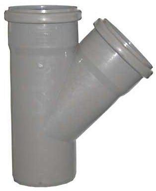 канализационные трубы и фитинги пвх