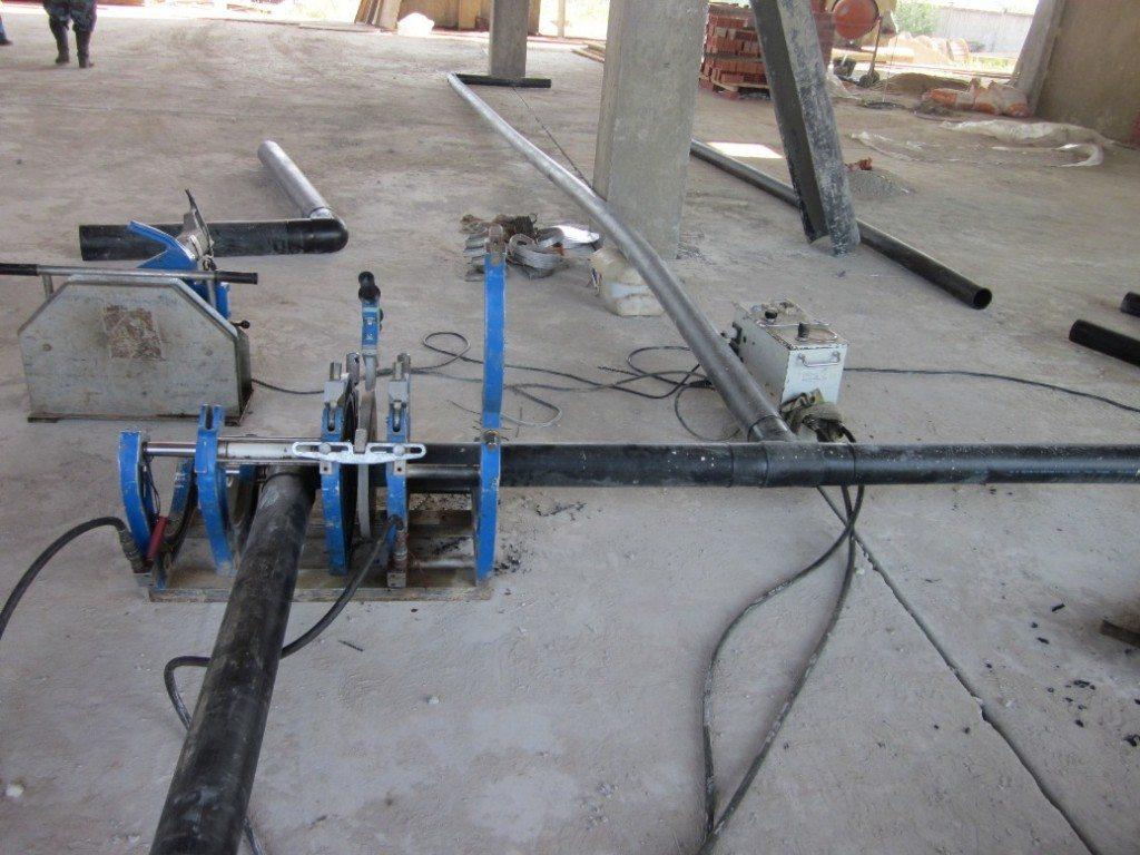 канализационные трубы полиэтиленовые