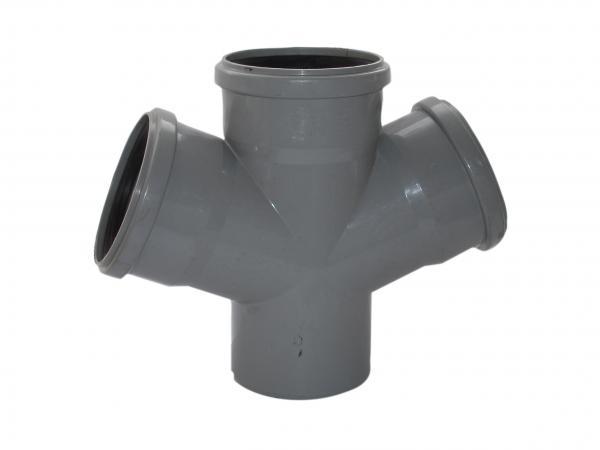 канализационные трубы пвх и фитинги