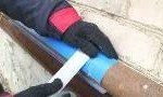лента для отогрева труб