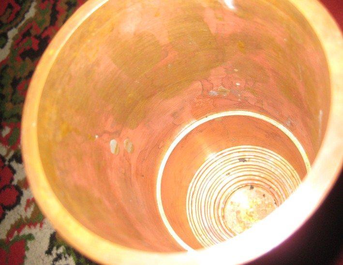 медная водопроводная труба