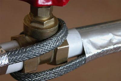 нагревательные кабели для труб