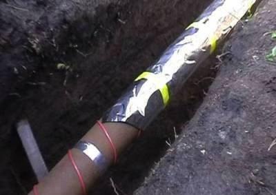 нагревательный кабель саморегулирующийся для труб