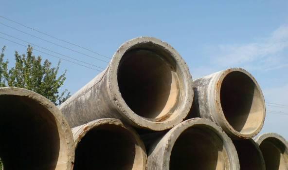 напорные канализационные трубы