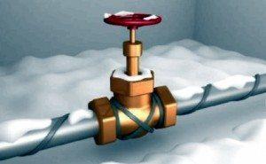 обогревающий кабель для труб