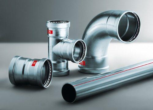 оцинкованные трубы для отопления