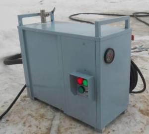 парогенератор для отогрева труб