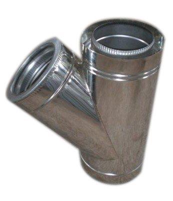 печная труба металлическая