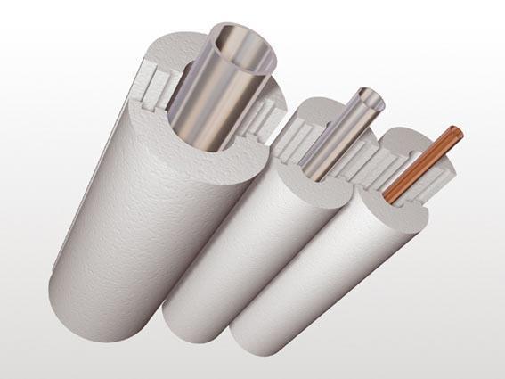 пенополистирол – популярная теплоизоляция для трубопровода