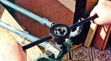 плашки для нарезания трубной резьбы