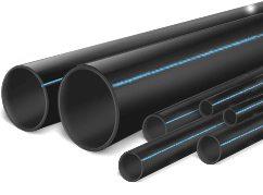 пластиковая труба водопроводная