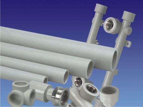 полипропиленовая водопроводная труба