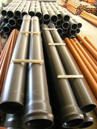 производство канализационных труб
