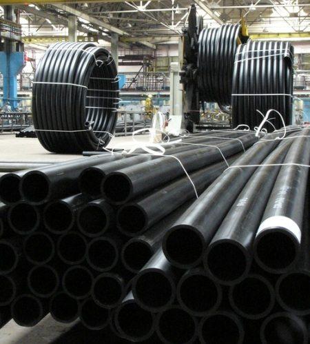 производство труб канализационных