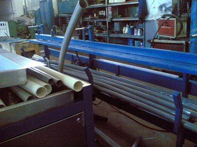 производство труба канализационная