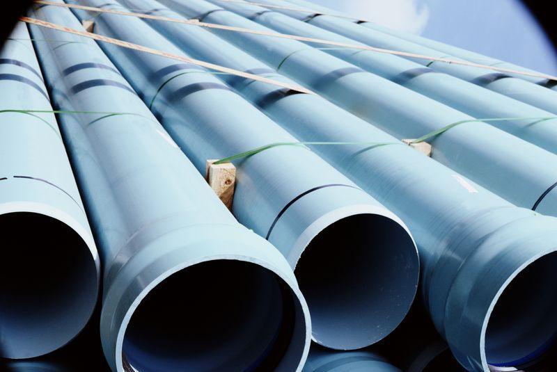 трубы канализационные напорные