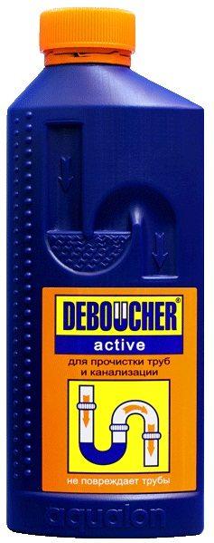 средство для чистки труб канализационных