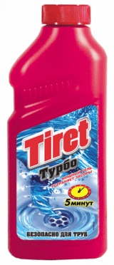 средство для очистки труб канализационных