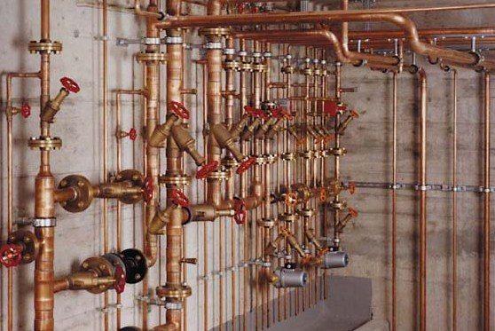 таблицы для гидравлического расчета водопроводных труб