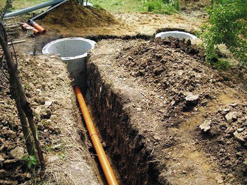 труба наружная канализационная