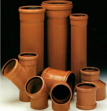 труба нпвх канализационная
