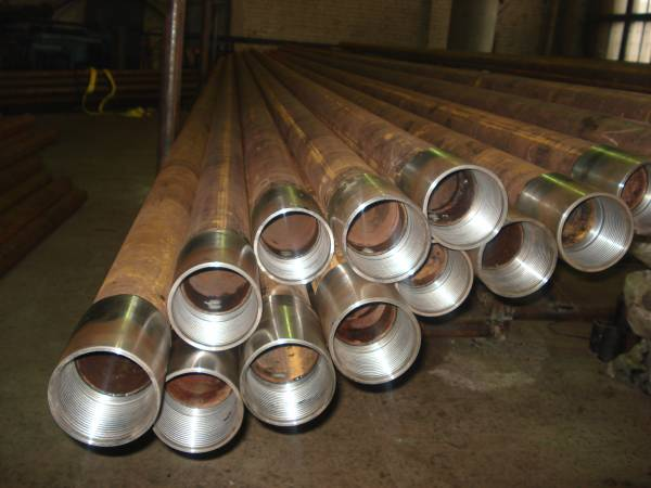 трубы для бурения скважин