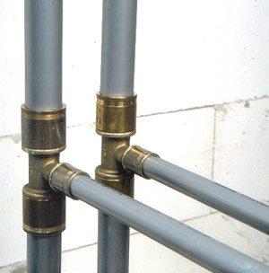 трубы для отопления полиэтиленовые