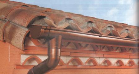 трубы оцинкованные водосточные