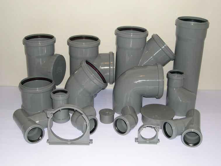 трубы полиэтиленовые для канализации