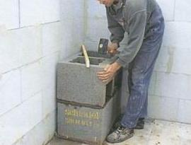 устройство дымовых труб
