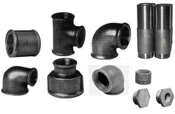 водопроводная труба стальная